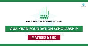 Aga Khan Foundation Scholarship Program 2021/22